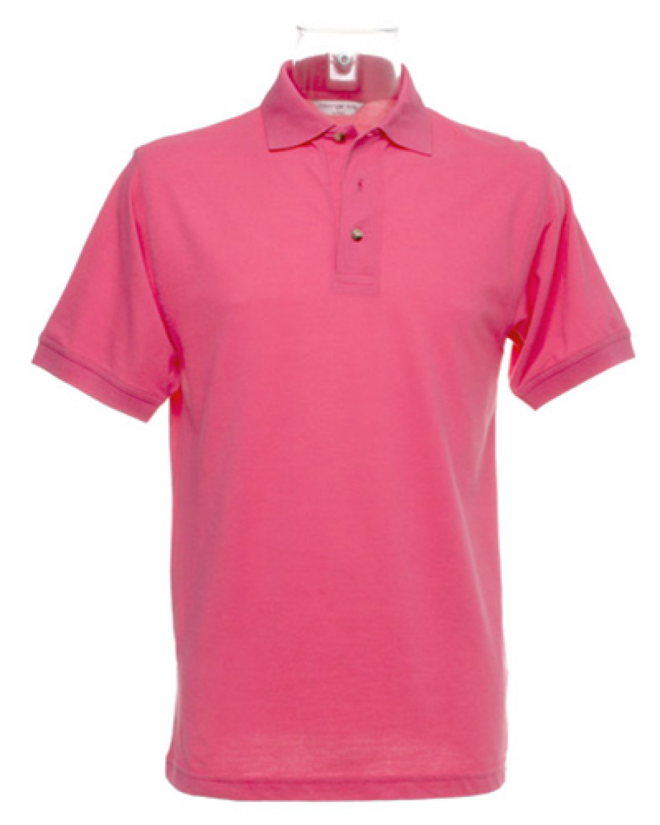 Kk400 polo shirt with embroidered custom logo for Personalised logo polo shirts