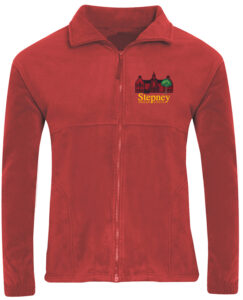 Stepney Primary School Fleece