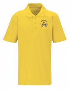Dorchester Primary School Child Yellow Polo Shirt