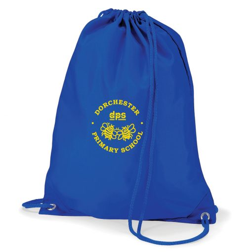 Dorchester Primary School P.E. Bag