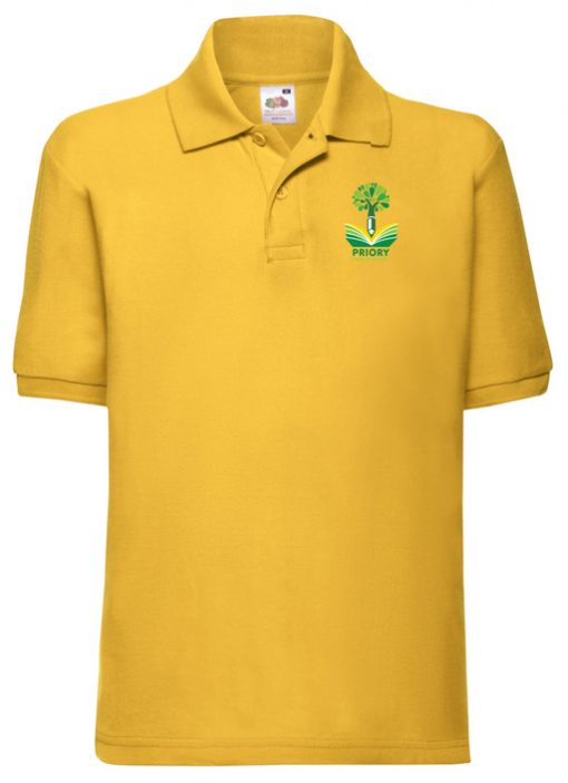 Priory Primary School Child Polo