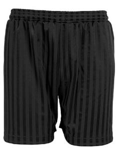 Rokeby Park Primary School Child Black Shorts